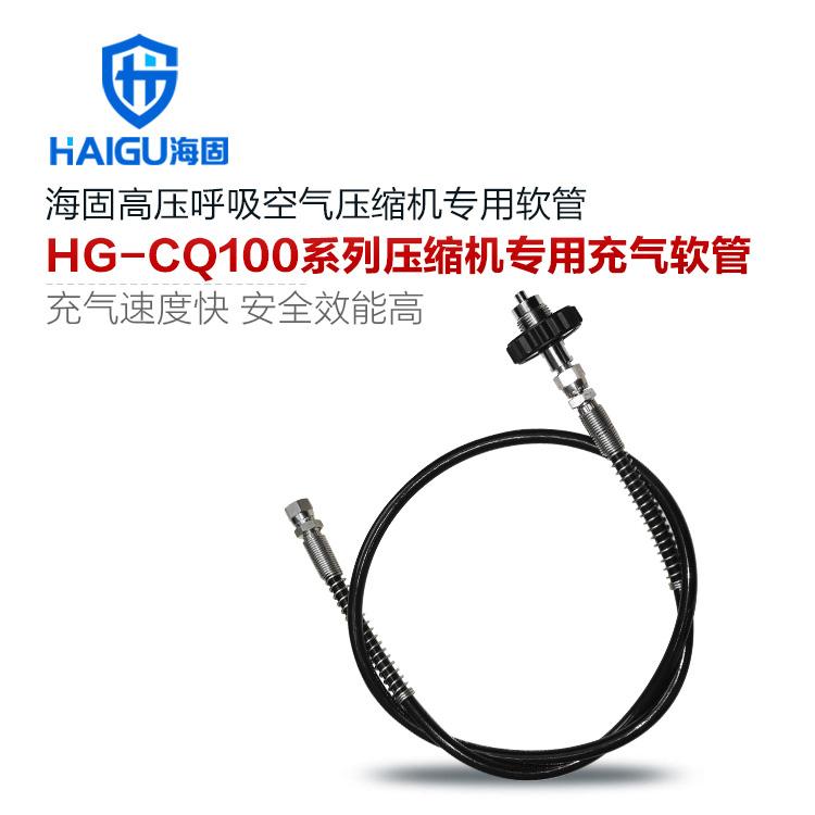 海固100系列空气呼吸器充气泵专用充气软管